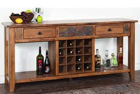 Rustic wine rack table Barn Board Homemakers Furniture Living Buffets Wine Racks Kimberley Within Intended For Buffet With Rack Decor 12 Raitioninfo Wine Rack Bar Cabinet Rustic Grey Buffet Serving Sideboard Within
