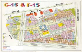 marla level plot in g for sale  sector g islamabad