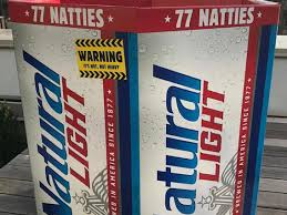 24 Pack Of Natty Light A 77 Pack Of Natural Light Beer Now Exists And Itll Only
