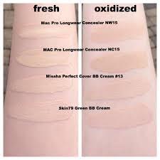 Pale Foundation Bb Cream Concealer Swatches In 2019 Cream