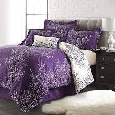 purple bed comforters modern purple bedding sets queen purple bed sets style best purple bedding set
