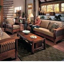 craftsman style furniture. Decor Mission Style Sofa Fireside Furniture Decorating Ideas Craftsman