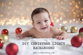 Christmas Picture Backdrop Ideas Diy Easy Christmas Lights Background