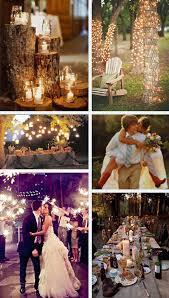 beautiful rustic wedding lights. Beautiful Outdoor. Outdoor Rustic Wedding Lights D