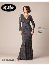 Ursula Of Switzerland Special Occasion Dress Style 33141