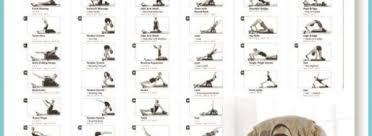 Aero Pilates Exercise Wall Chart Aero Pilates Exercise Chart Hotels In North Carolina Raleigh