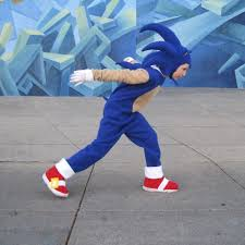 sonic the hedgehog inspired boys costume sizes by fishbynclothing