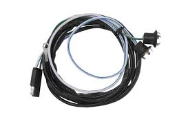 hood mounted turn signal wiring harness 1967 1968 mustang wiring harness 68 mustang at Complete Wiring Harness 68 Mustang