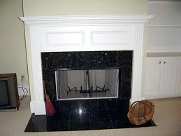 black tile fireplace prissy design granite fireplace surround brilliant black tile round designs black fireplace tile black tile fireplace