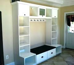 entryway cabinets furniture. Awesome Entry Cabinet Full Image For Entryway Storage Locker Furniture Bench With Cabinets A