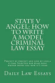 law essay structure criminal law essay structure
