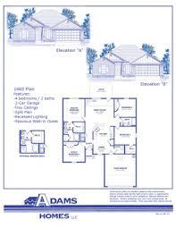 adams homes floor plans. Fine Homes Click On A Floor Plan To See Larger Version To Adams Homes Plans P