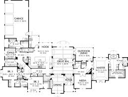 Satisfying SingleStory  6942AM  Architectural Designs  House PlansSingle Level House Plans