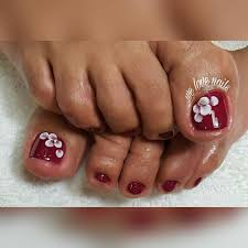 29 Sweet Toenail Designs to Show Off This Summer - Easy Nail Designs