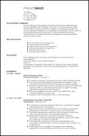 Hr Intern Resume Delectable Free Creative Internship Resume Templates ResumeNow