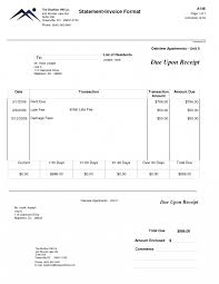 fee receipt format rental car invoice template rent downloads receipt format india