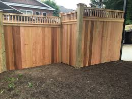 Decorative Fence Toppers Cedar Privacy Fences