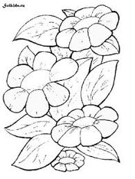 abac47d412973e950aad02016bf5e70c pages to color flower coloring pages very simple flower coloring page for preschool crafts coloring on science fair project flowers food coloring
