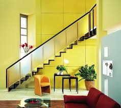 Modern stair rails - frosted glass