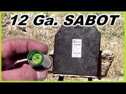 Sabot Slug Ballistics Chart Remington Accutip Sabot Shotgun Slugs