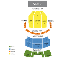 Capitol Theater Slc Seating Chart Utah Opera Tickets At Capitol Theatre Ut On March 20 2020 At 7 30 Pm
