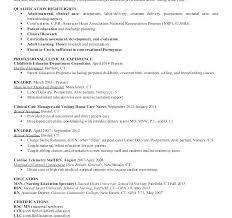 Nurse Resume Examples Cool Sample Labor And Delivery Nurse Resume Eukutak