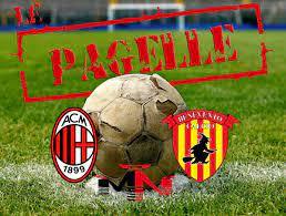 Pagelle Milan Benevento 2-0