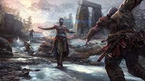 Baldur God Of War Wallpapers ...