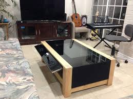 Diy Coffee Table Diy Arcade Coffee Table Gaming Video Games And Arcade Games