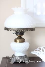 hobnail milk glass light fixture lighting designs