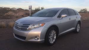 2010 Toyota Venza Review and Test Drive - YouTube