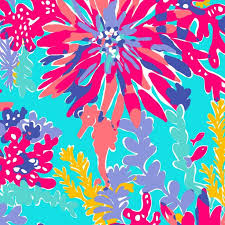 lilly pulitzer patterns background