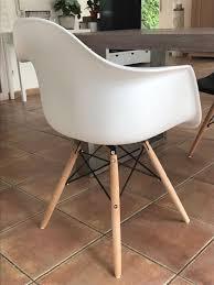 Design Esszimmer Stuhl Eiffel Daw Ikea Retro In 63768