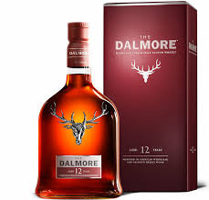 The Dalmore 12 Year Old Single Malt Scotch Whisky 750ml