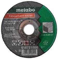 Купить Шлифовальный абразивный <b>диск Metabo Flexiamant</b> ...