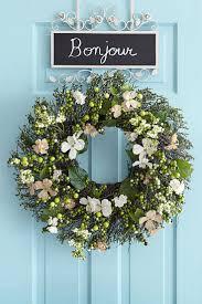 front door wreath hangerAccessories Wreaths For Front Doors  Wreath Hanger  Long Wreath