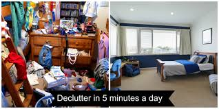 de clutter declutter your home in 5 minutes a day the organized mom