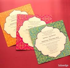 Simple Beautiful Gold Foil Wedding Invitation Cards Designs Twoodpro