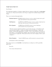 Events Proposal Sample Business Letter Heading Template