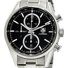 Tag Heuer Battery Chart How To Spot A Fake Tag Heuer Watch The Loupe Truefacet