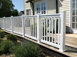 the fensys range of ranch picket and barade style fencing offers a fit and forget solution when compared to traditional wooden alternatives