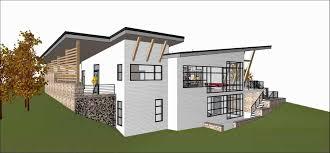 Steep Hillside Home Designs Steep Hillside Home Plans House And Cabin For Terrain Slope