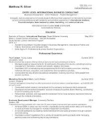 Best College Resume Mesmerizing Resume For College Student Simple Resume Examples For Jobs