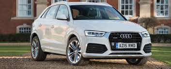 Audi Q3 sizes and dimensions guide | carwow
