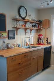 Creative Kitchen Counter Top Design Disguises Low Cost Price Without