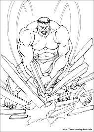 incredible hulk coloring pages the free regarding 18