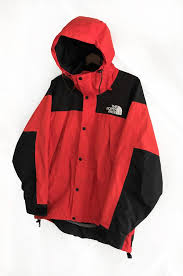North Face Puffer Jacket Size Chart Rare Vintage 90s The North Face Mountain Guide Gore Tex