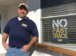 massena absorbs a body blow and asks what s next after alcoa united steelworkers local 420 officer dave laclair is likely to be laid off from his job at the smelter photo david sommerstein