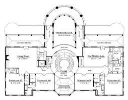 Antebellum Home Floor Plans  Copyright Held By Designer  Magick Historic Homes Floor Plans