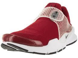 nike running shoes red men. nike men\u0027s sock dart running shoe | mens casual shoes lifestyle training red men k